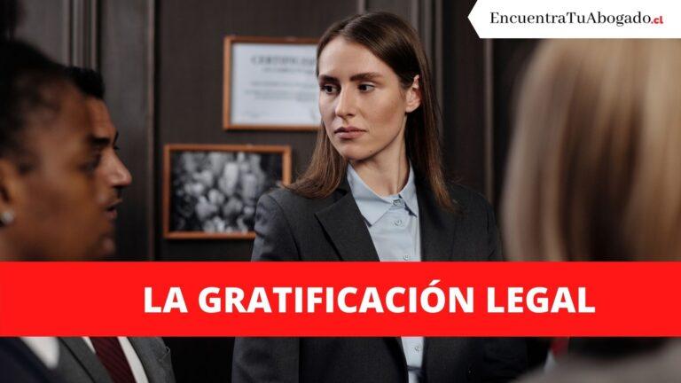 La gratificación legal